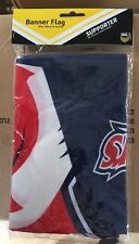 NRL SYDNEY ROOSTERS  BANNER FLAG 132 CM X 20 CM BRAND NEW
