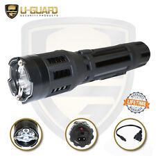 Stun Gun Flashlight LED Rechargeable Non Lethal TAS Police Self Defense Product
