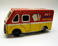 Tintoy, Blechspielzeug, Kleintransporter, Werbemodell, Le Meilleur Pain, Japan