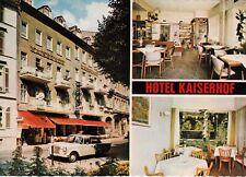 Bad Ems , Hotel Kaiserhof  , ungel. Ansichtskarte