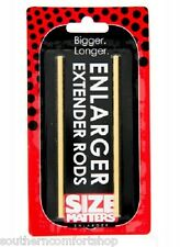 Enlarger Extender Rods for Penile Aid Device Male Enhancement by Size Matters