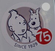 Desde 1929 gráficos Etiqueta calcomanía Nevado Tin Tin del Reino Unido proveedor