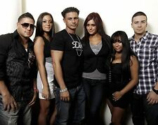 Jersey Shore CAST / Snooki & JWoww 8 x 10 / 8x10 GLOSSY Photo Picture