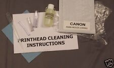 Canon PIXMA MG5320 Printhead Cleaning Kit (Everything Incl.) 1044AS