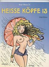 ROTE OHREN # 25 - HEISSE KÖPFE 13 - DIDGÉ / STIBANE - ARBORIS 1998 - TOP