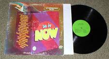 DO IT NOW vinyl lp 25 Giant Hits Beatles Hendrix Joplin Burdon others