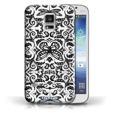 Patterned Fitted Cases/Skins for Samsung Galaxy S5 Mini