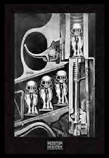 (FRAMED) HR GIGER BIRTH MACHINE POSTER PRINT PICTURE - READY TO HANG ART NEW