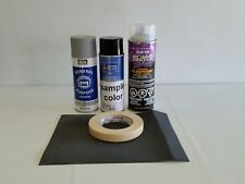 Auto spray paint kit touch up and restoration any color car paint supplies