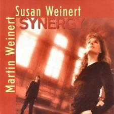CD Album Susan & Martin Weinert Synercy (Bubu, Regentag) 2002 Skip