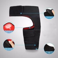 Hip Brace Stabilizer Sciatica Pain Relief Compression Groin Support Wraps US