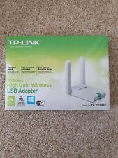 TP-LINK 300Mbps High Gain Wireless USB Adapter with 2 Antennas (TL-WN822N)