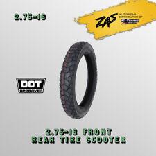 2.75-16 Sport Front/Rear Tire 2.75x16