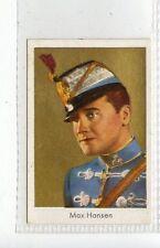 (Jd3517) SALEM,FILM STARS,MAX HANSEN,1930,#33