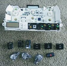 Toyota 2005 RAV4 (ACA23) Heater Control Board & Buttons - Good For Parts Only