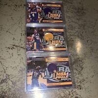 2000 Topps Stars NBA FINALS JERSEY Lakers Lot Harper Knight Salley