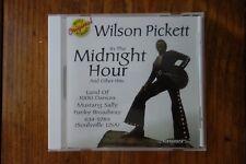 In the Midnight Hour & Other Hits [RHFL] by Wilson Pickett (CD, Jun-1997, Rhino…