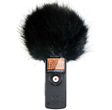 KEEPDRUM Fell-Windschutz WS-BK Für Zoom H1 Handy Rekorder Digital Recorder