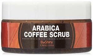 Arabica Café Corps Gommage Anti Cellulite Vergetures Spider Vain Massage 220g