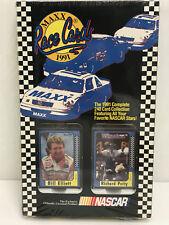 1991 MAXX Race Cards Complete 240 NASCAR Card Sealed Set