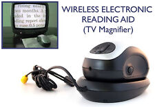SASP Wireless Electronic Reading Aid (TV magnifier)