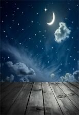 Night Sky Studio 5x7ft Photo Backdrops Vinyl Scenic Photography Backgrounds Prop