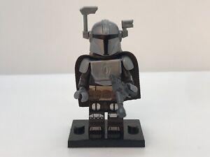 The Mandalorian Din Djarin Star Wars Minifigur Beskar Armor
