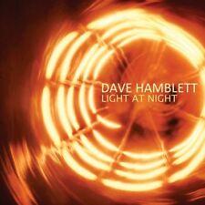 Dave Hamblett - Light at Night [CD]