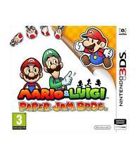 Juego Nintendo 3DS Mario & Luigi Paper Jam Bros