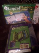 Leap Frog LeapPad Plus Writing System & Case BRAND NEW SEALED