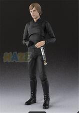 S.H.Figuarts Star Wars Luke Skywalker Anakin Jedi Knight Figure Movable Toy 15cm