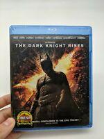 The Dark knight rises bluray brand new sealed