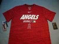 Nike Los Angeles Angels of Anaheim Legend Velocity MEDIUM BRAND NEW shirt MLB LA