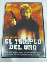 El Tempio de Oro Chuck Norris - DVD Regione All Spagnolo Inglese