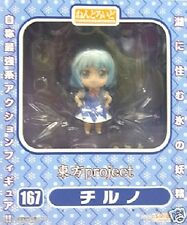 New Good Smile Company Nendoroid 167 Touhou Project Cirno PVC PAINTED