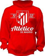 Atletico Madrid Hooded Sweatshirt Hoodie Hoody UEFA  Spain Football Soccer Team
