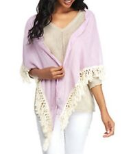 New Steve Madden Oversized Wrap Scarf-triangle Retail $38+