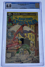 Amazing Spider-Man #212 CGC 6.0 OW/W pages 1981 Marvel Comics 1st Hydro-Man