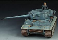 Award Winner Built 1/35 502nd Heavy Panzer Battalion Tiger 112 +Figure+PE