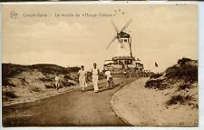 "CP Belgique - Coxyde-Bains - Koksijde - Le moulin du ""Hooge Blekker"""
