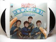BEATLES ROCK 'N' ROLL MUSIC PARLOPHONE 3C154-06137/38 OTTIMO