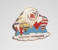 Pin's Primagaz / Montgolfières (EGF)
