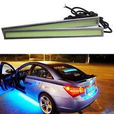 4X Car LED lights COB ICE BLUE Daytime 17cm DRL Ultra Bright LED Fog Driving 12V