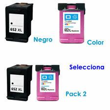 Adecuado HP 652 XL Deskjet Ink Advantage 3787 3788 3800 3835 3875 4535 4675 5075