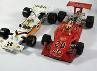 CORGI No159 STP PATRICK EAGLE & WHIZZWHEELS YARDLEY McCLAREN FORD M19A B13