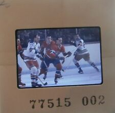 JACQUES LAPERRIERE Montreal Canadiens BOBBY ROUSSEAU NEW YORK RANGERS SLIDE 4