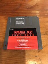 YAMAHA SONG DATA 8 Midi Files XG