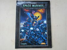 Codex: Space Marines Warhammer 40K (1998)