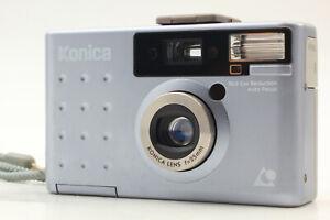 【EXC+5】Konica Revio CL APS Film Camera Aqua Blue Color From Japan #387