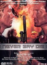 Never Say Die ( Actionfilm ) mit Frank Zagarino, Billy Drago, Jenny McShane NEU